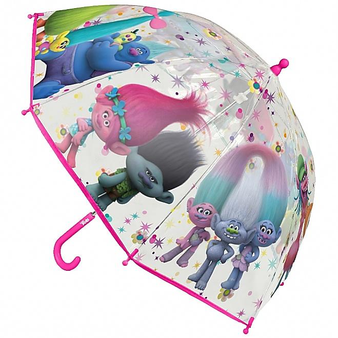 Disney Brand Dětský deštník Trolové kamarádi