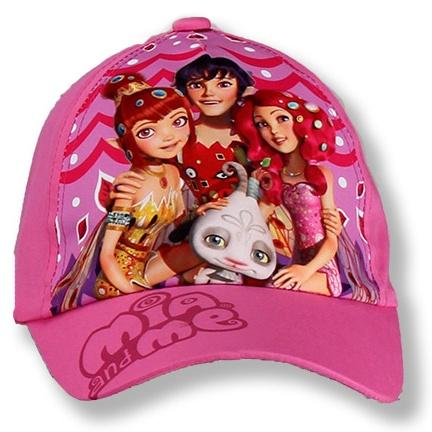Dětská dívčí kšiltovka Mia and Me Setino 770-726 růžová, vel. 54