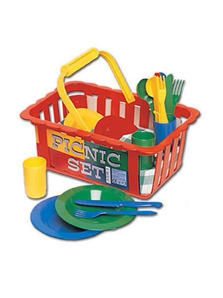 Dětská sada nádobí picnic Dohány