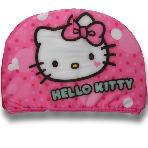 Dětská plavecká čepice Setino 770-821 Hello Kitty