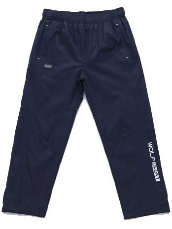 Dětské šusťákové kalhoty Wolf T2751 modré, vel. 134