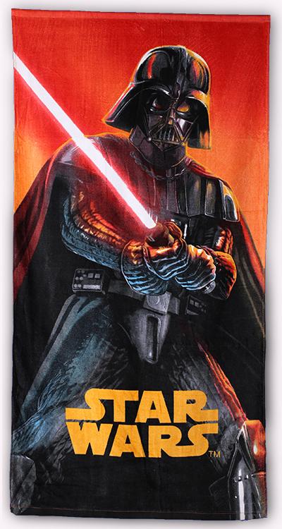 Setino 820-418 Dětská osuška Star Wars 01 70x140 cm