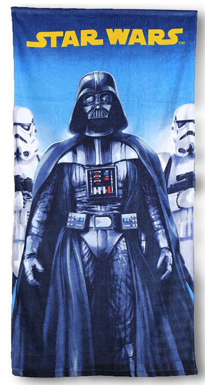 Setino 820-421 Dětská osuška Star Wars 02 70x140 cm