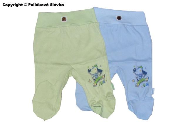 Kojenecké polodupačky Malewo Jump zelené, vel. 56