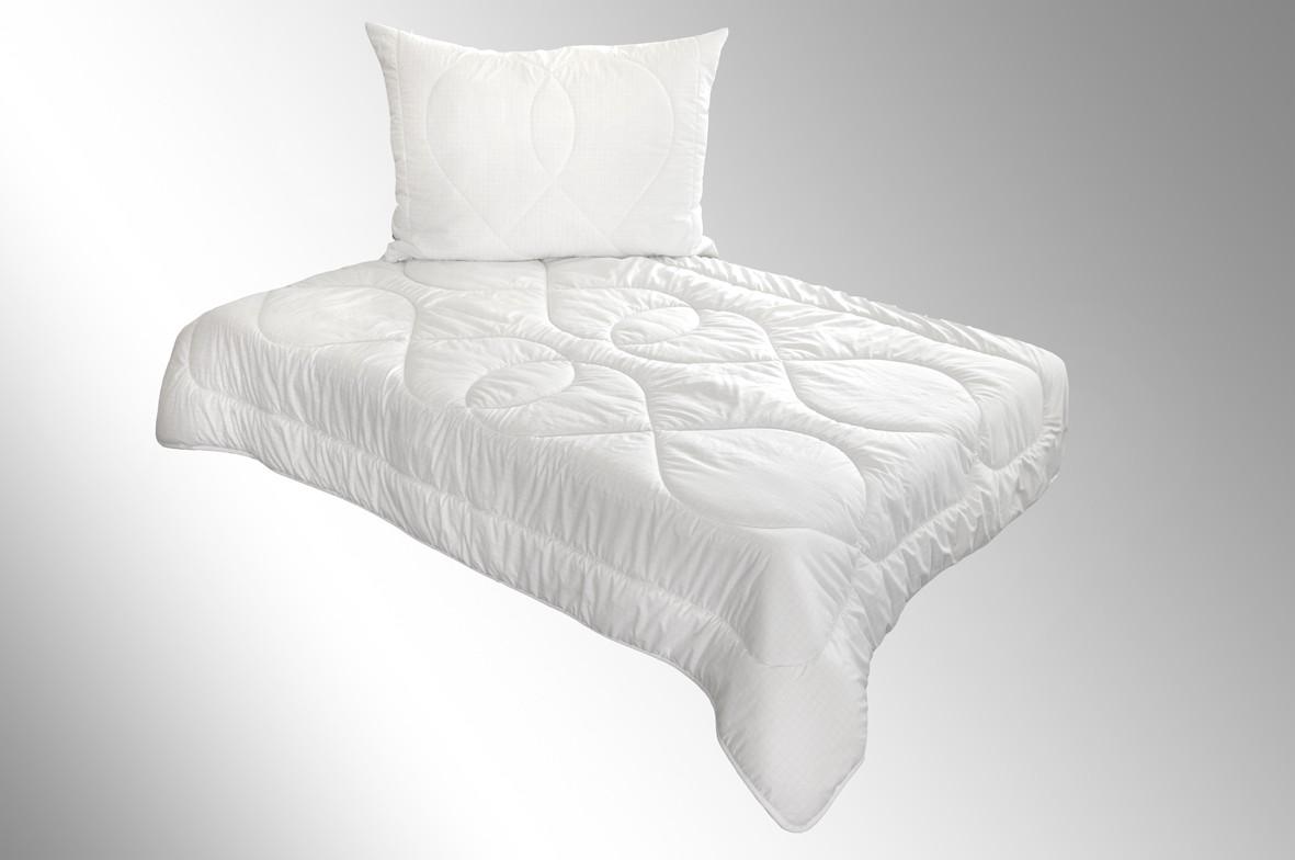 Brotex Písek Přikrývka zimní THERMO 140x200cm 1680g + polštář Luxus plus 900g zip