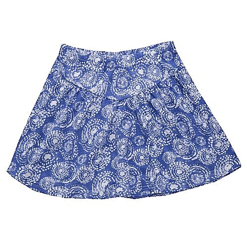 Dětská dívčí sukně Wolf S2717 modrá, vel. 128