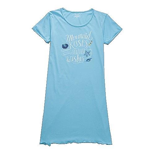Dívčí noční košile Wolf S2758 modrá, vel. 152