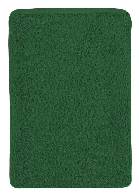 Bellatex Froté žínka 17x25 cm, tmavě zelená