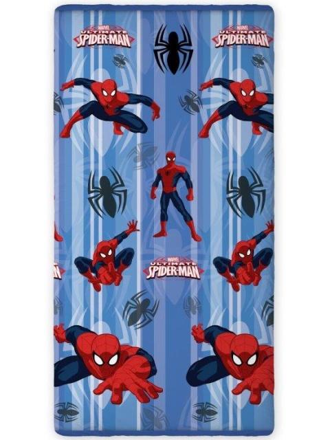 Faro Bavlněné prostěradlo Spiderman 006 90x200 cm