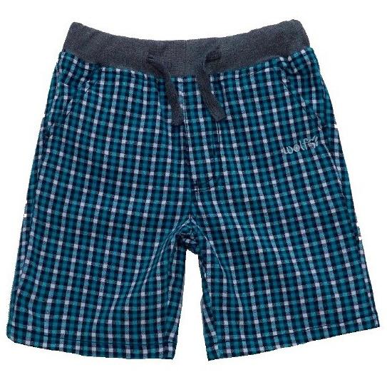 Dětské chlapecké šortky Wolf T2756 tmavě modré, vel. 128