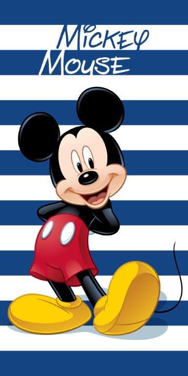 Faro Dětská osuška Mickey Mouse 02 70x140 cm