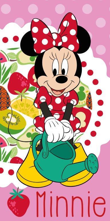 Faro Dětská osuška myška Minnie 0046 70x140 cm