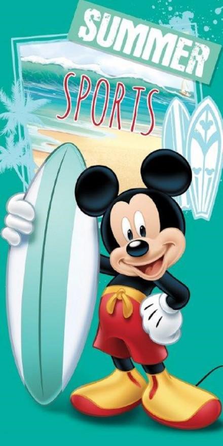 Faro Dětská osuška Mickey Mouse 05 70x140 cm