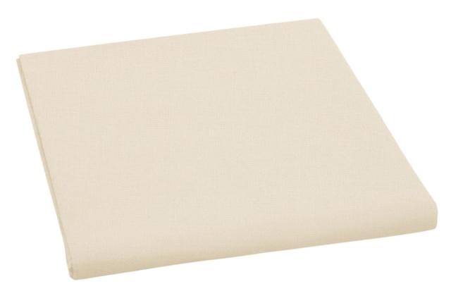 Brotex Prostěradlo bavlněné dvojlůžkové 240x230cm béžové