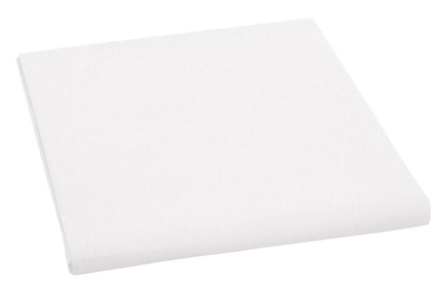 Brotex Prostěradlo bavlněné jednolůžkové 140x230cm bílé