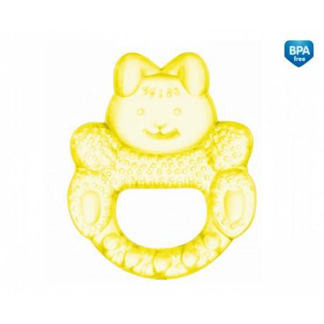 Canpol Babies 2/205 Chladící kousátko zajíc žluté