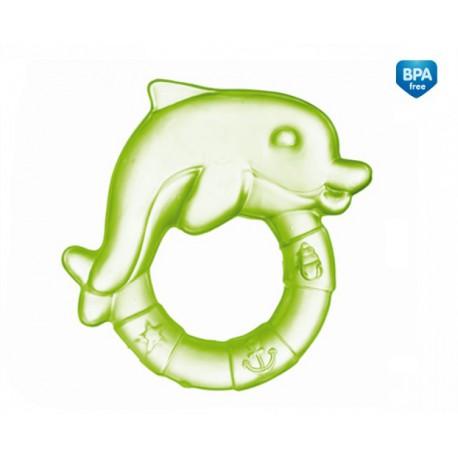 Canpol Babies 2/221 Chladící kousátko delfín zelené