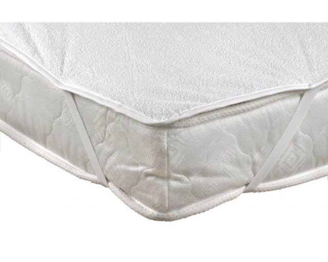 Brotex Chránič matrace nepropustný 90x200cm PVC + froté