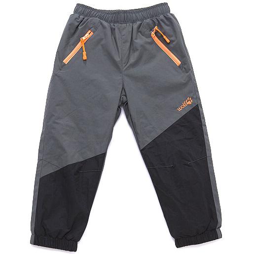 c03fe138cda Dětské zateplené šusťákové kalhoty Wolf B2771 šedé