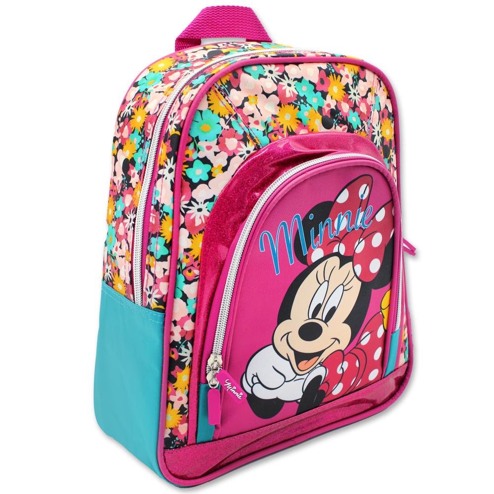 9c859234181 Dětský předškolní batoh Setino 600-634 Minnie 30x27x11 cm