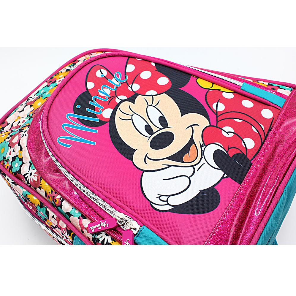 Dětský předškolní batoh Setino 600-634 Minnie 30x27x11 cm c12027ca1e