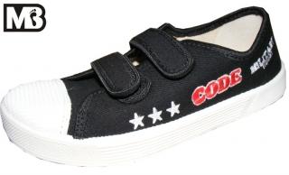 Dětská chlapecká plátěná obuv MB Kids 747 Military 3ee0ea14ec