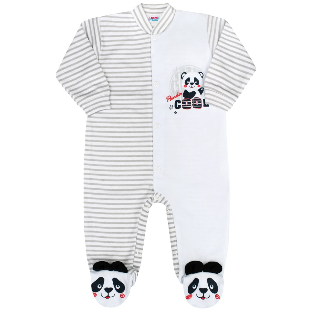 Kojenecký overal New Baby Panda 56