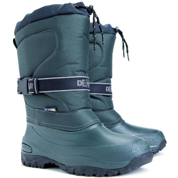 Dámské sněhule Demar CROSS 1416 zelená, vel. 36