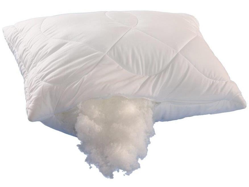 Brotex Polštář Luxus plus 70x90cm 700g se zipem kuličky UNICO, bílá